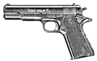 Colt's Automatic in 38 Super