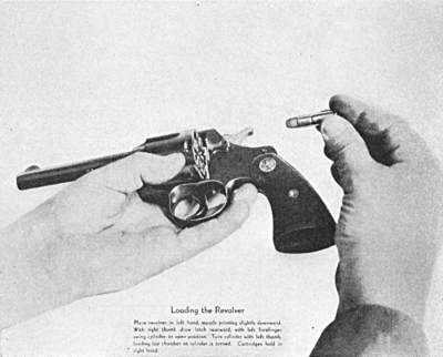 Loading the Revolver Safely
