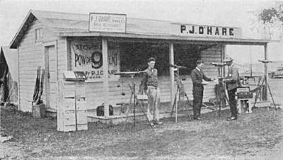 PJ Ohare's Supply house at Camp Perry