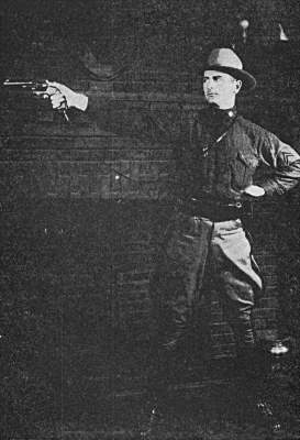 Sgt William Cashin Firing Position