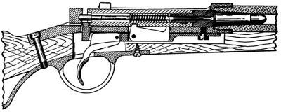 Mauser-Norris 67-69 Sectional receiver side