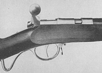 Mauser-Norris 67-69 receiver right side
