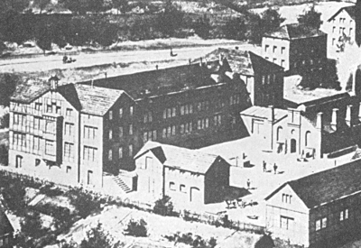 Mauser factory at Obendorf