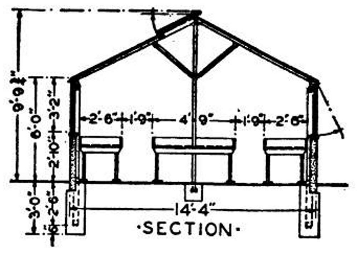 Standard Greenhouse section 1
