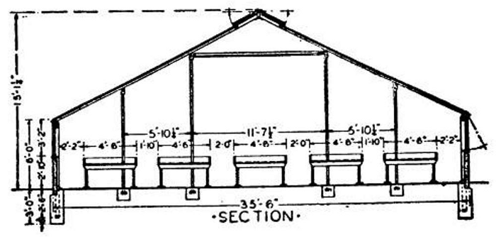 Standard Greenhouse section 4