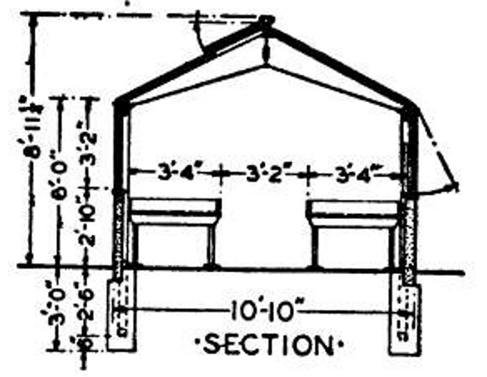 Standard Greenhouse section 5
