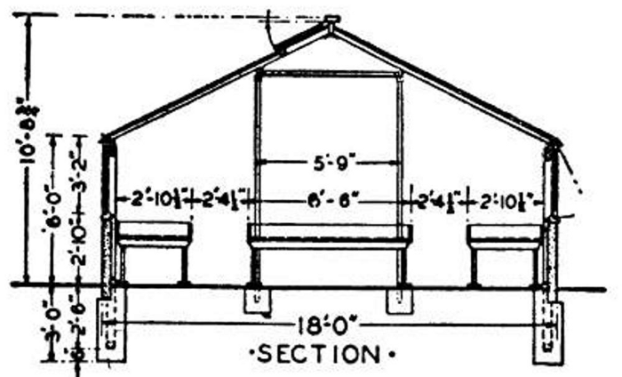 Standard Greenhouse section 6