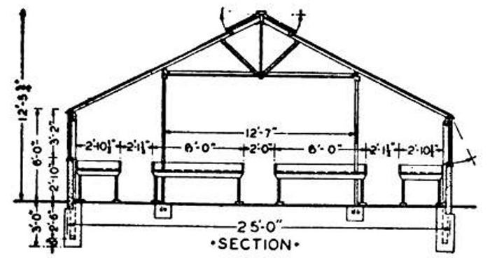 Standard Greenhouse section 7