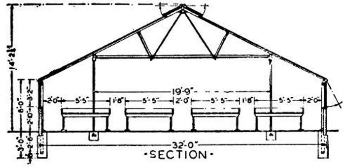 Standard Greenhouse section 8
