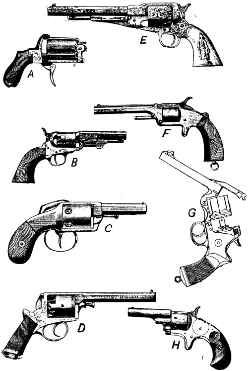 early revolvers