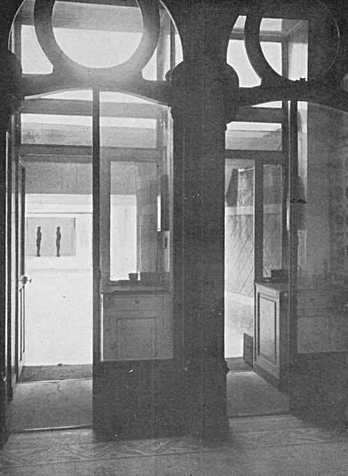firing booths at gastine rennettes
