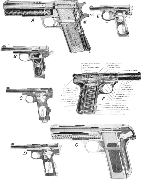 sections of automatics