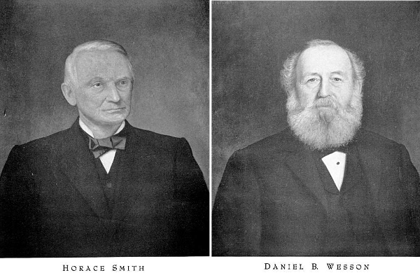 Horace Smith and Daniel Wesson