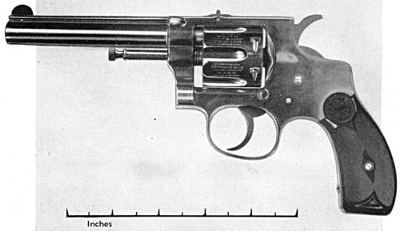 Smith & Wesosn Hand Ejector first model 32 S&W