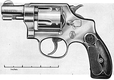 S&W Terrier - Short Barreled Smith & Wesson Revolvers