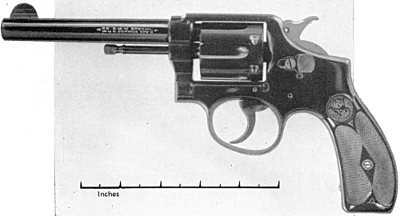 Smith & Wesson Military and Police 38 caliber first model