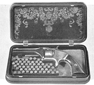 Smith & Wesson case for First and second model
